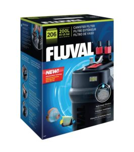 Fluval 206 Außenfilter Aquarium