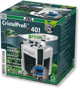 JBL e401 white Außenfilter