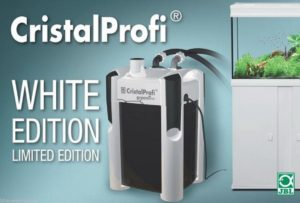 JBL Cristal Profi greenline white edition