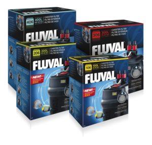 Fluval 06 serie Außenfilter